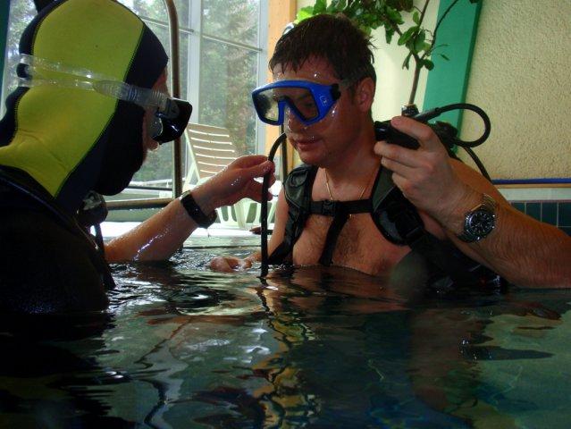 Rytro nurkowanie Sealion
