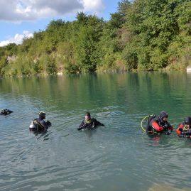 Svobodne Hermanice wyprawa nurkowa Sealion