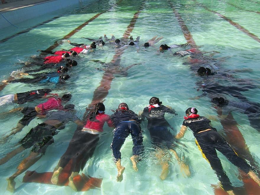 nurkowanie dzieci programy nurkowe Sealion
